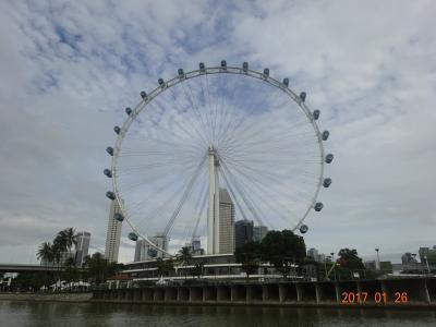 寒い日本から常夏のシンガポールへ二人で五日間の旅! 後編