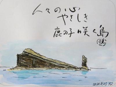 白亜紀地層の絶景に触れる甑島紀行(partⅠ)