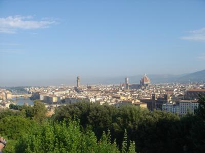 2008年:イタリア旅行 No2(フィレンツェ、ピサ、アッシジ、ローマ)