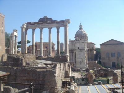 2008年:イタリア旅行 No3(ローマ、アムステルダム)