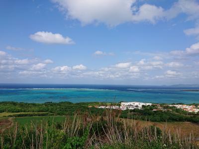 小浜島と千葉ロッテマリーンズキャンプ