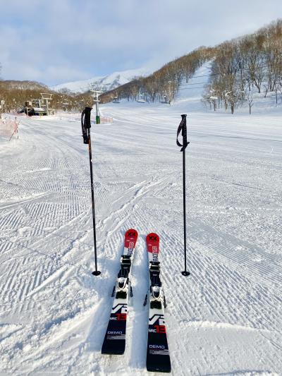 ニセコノーザンリゾートアンヌプリ滞在でスキー三昧