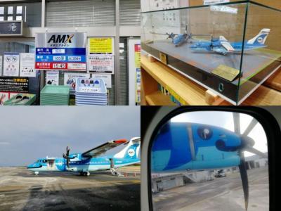 【静岡空港発・FDA&AMX】北九州へ行くJGC回数修行を体験!⑥