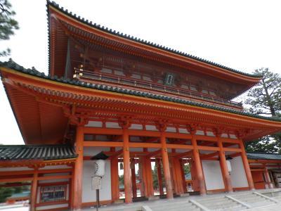 京都 岡崎 平安神宮(Heian-jingu Shrine, Okazaki, Kyoto, JP)