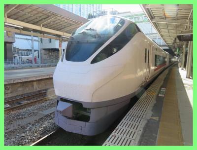 錦秋の南東北2020(6終)全線運転再開した常磐線・特急ひたち号グリーン車の旅(仙台ー品川)