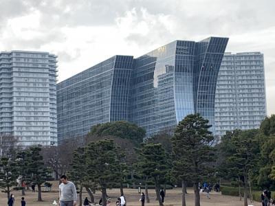横浜みなとみらい散策~横浜ベイコート倶楽部~ザ・カハラホテル ロビー