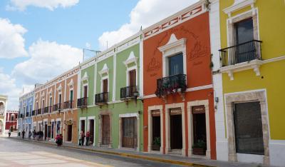 メキシコ唯一の要塞都市 カンペチェを手短観光