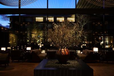 贅を尽くした古都の宿 HOTEL THE MITSUI KYOUTO 宿泊記