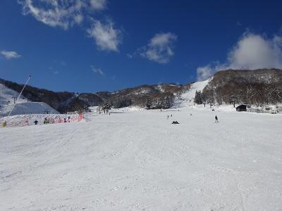 ダイナランド(岐阜県) 2021.1.31~2.1