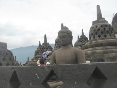 2010年:バリ島 No3(ボロブドゥール)