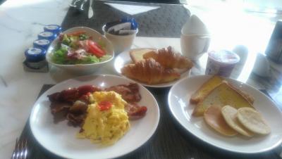特別企画 新型コロナで海外旅行は現在NG なので、デジカメに保存していた海外の旅先で食べたもの編(ホテルの朝食)