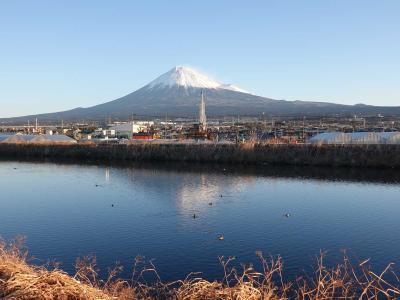 散歩 2021.01.30 富士山を見ながら…