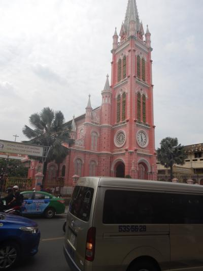 11月はタイ、カンボジア、ベトナムへ (7) ホーチミン編 その2