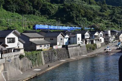 日本海の景色が楽しめる羽越本線2020~笹川流れと温海の奇岩・旧線跡~(新潟・山形)
