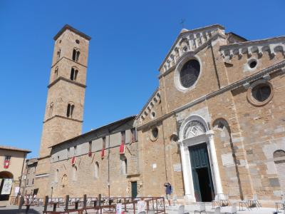 2020年9月 イタリア旅行10 ここだけでやはり今日は終了 ヴォルテッラ2 Volterra