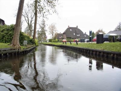 オランダの水郷ヒートホールン(2013年11月)