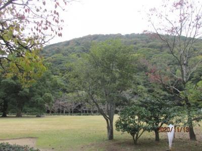 四国霊場最後の巡礼(68)高松「栗林公園」。