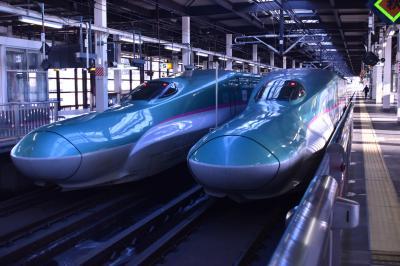 《鉄道で東京から北海道へ一人旅⑥》怒涛の1400km移動