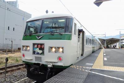国鉄特急の終焉・・・ 185系踊り子号乗車記 三島→東京