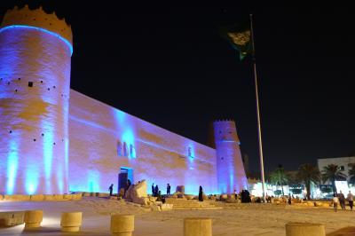 初めてのサウジアラビア:リヤド編