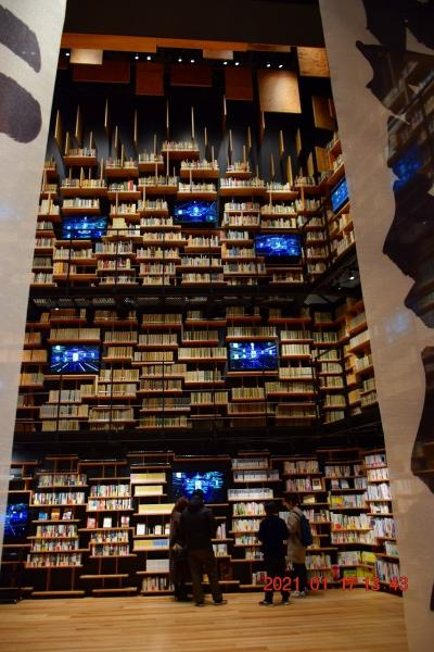 2021 日本最大級のポップカルチャー発信拠点『ところざわサクラタウン』に行ってみた ③角川武蔵野ミュージアム 3F~5F