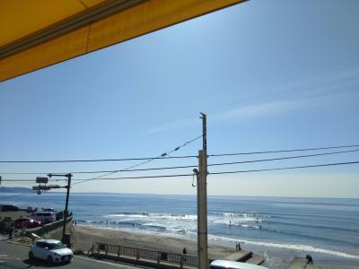 2021年2月・お別れドライブ~bills七里ガ浜で海を見ながら過ごすブランチタイム~