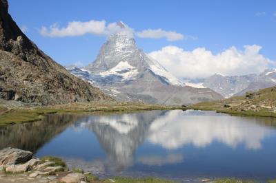 スイス・アルプスの名峰 マッターホルン
