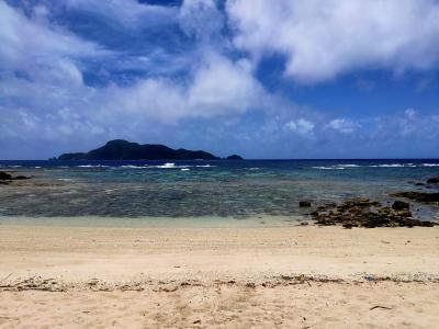 県境越え自粛が解除されて阿嘉島に日帰りしたら海が澄んでいた!