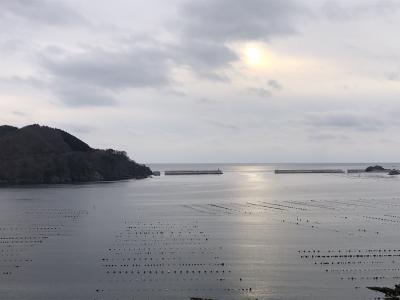 大人の休日倶楽部パスで高湯温泉・三陸海岸へ(後半)