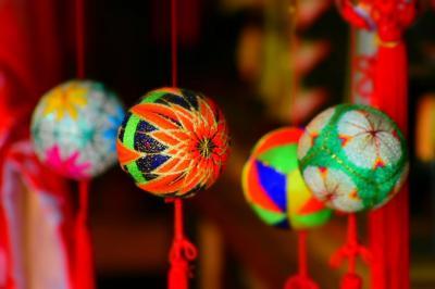 水郷のまち柳川の雛祭り『さげもんめぐり』 北原白秋の生家