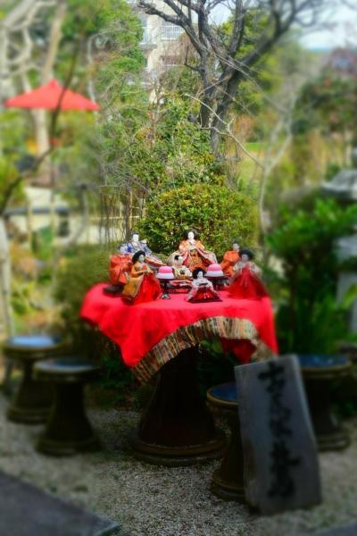 水郷のまち柳川の雛祭り『さげもんめぐり』 古民家北島