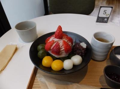 石川県金沢市◆和カフェ『cafe甘stand』『和味』『Cafe甘本店』『cafe甘杜の里店』2021/02/12・14・18・21・28