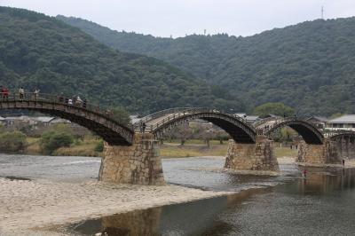 秋吉台・錦帯橋の旅