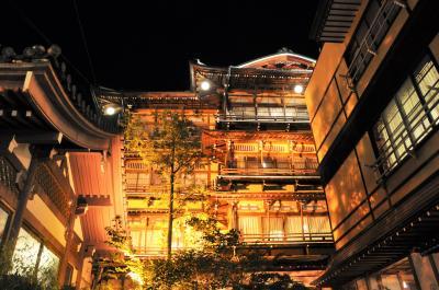 2015年6月渋温泉金具屋の旅