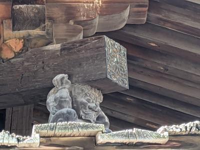 おのぼりさん 奈良を往く♪ 3日目の1 法隆寺 隠された???