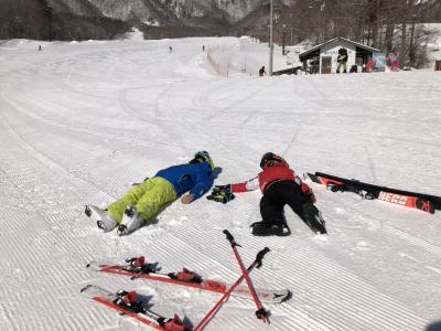 海外旅行だけでなく国内スキーも行くよ♪ 2021年2月・大町温泉郷+爺ヶ岳スキー場の巻