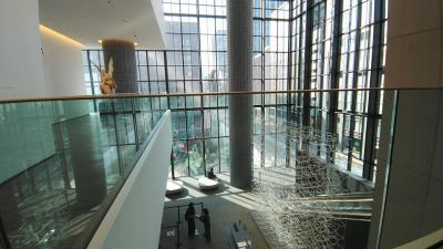 アルテイザン美術館と東京駅界隈