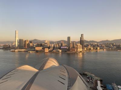 静かな旧正月明け@香港