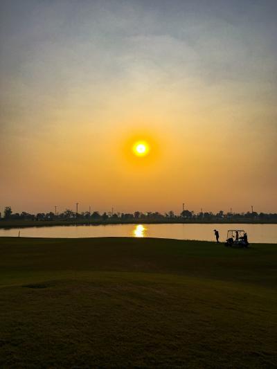 タイで22回目のゴルフ 久しぶりのAYUTTHAYA GOLF CLUB