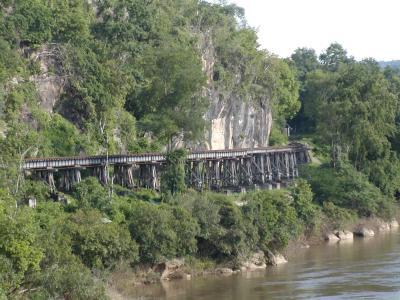 バンコク (泰緬鉄道) タイの記録 №2