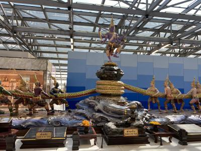 バンコクでトランジット 海外出張2020年2月