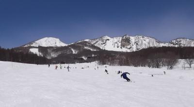 お爺さんたちの妙高スキー