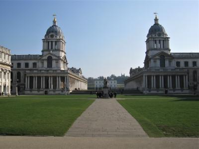 2011年3月のロンドン滞在(グリニッジ散歩、海洋博物館、海軍大学など)
