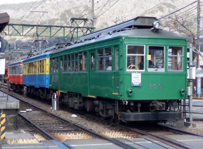M FEB 2021  プチテツⅣ・・・・・②モハ2形109号惜別乗車