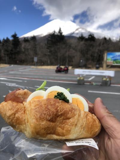 定期検診終わり のんびり富士山スカイライン走りました