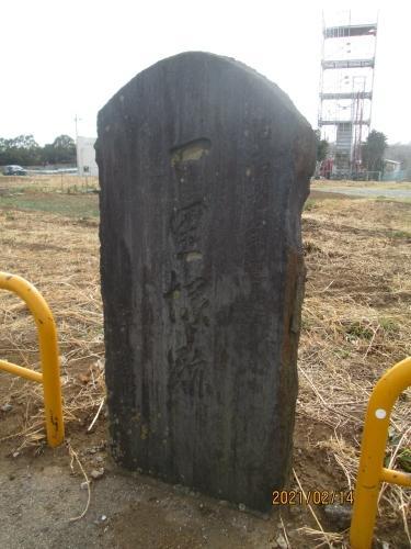 我孫子市の布佐・一里塚・稲荷神社・石造物