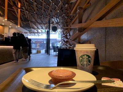 雪の太宰府と博多街歩き ひとり旅