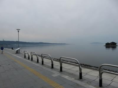 2020DEC「山陰一人旅」(5_宍道湖)