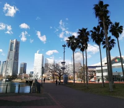 港町横浜で海の向こうに思いを馳せる旅 前編