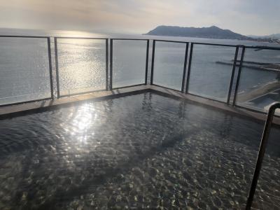 函館、湯の川温泉イマジンホテル&リゾートに宿泊冬の1人旅、ワカサギ釣りスノーシューも満喫。 3日目